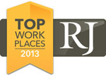 Top Places To Work 2013