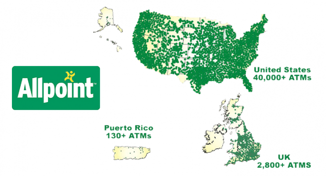 Allpoint No Fee ATMs | One Nevada Credit Union