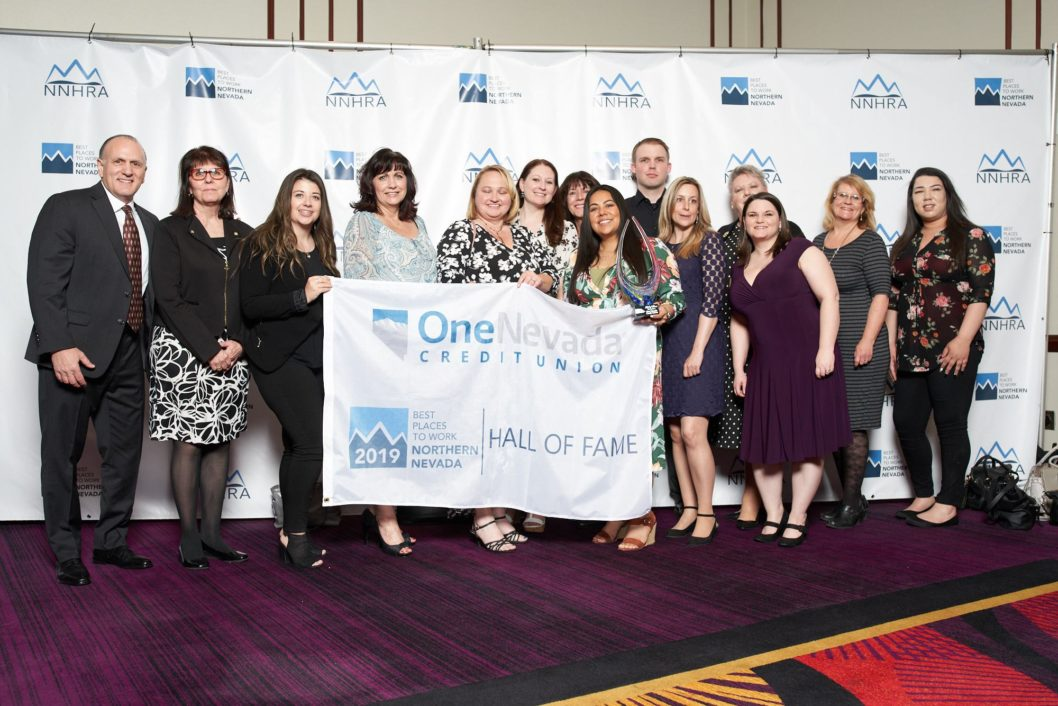 Best Of Northern Nevada 2019 Best Places to Work Northern Nevada Hall of Fame   One Nevada