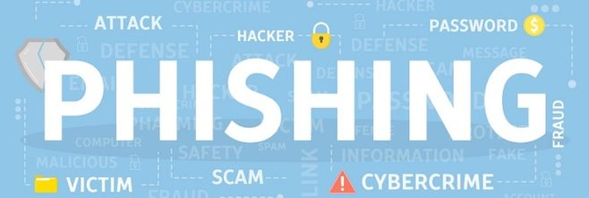Phishing Concept Illustration Idea Of Cyber Crime And Fraud One Nevada Credit Union